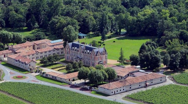 Château Canteanc Brown