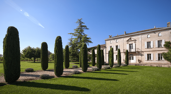 Château de Barbe Blanche