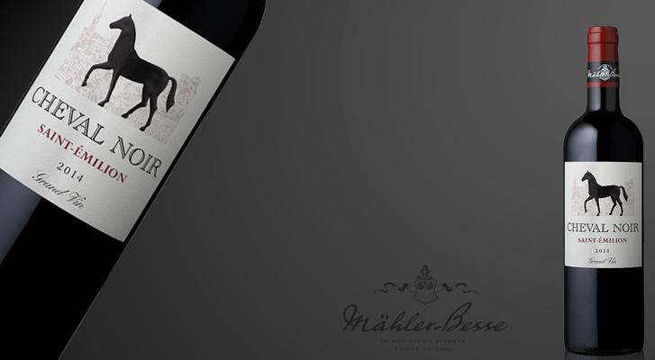 Mähler-Besse Les Vins Cheval Noir