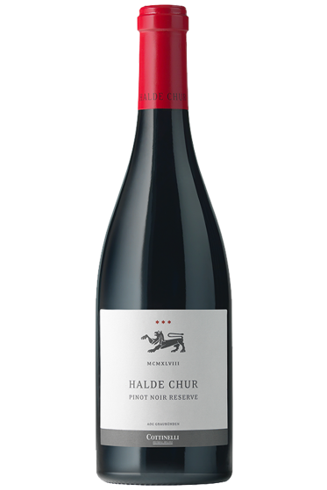 Halde Chur Pinot Noir Reserve AOC Grisons 2017