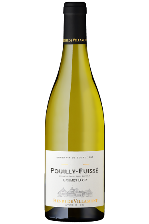 """Pouilly-Fuissé """"Grumes d'Or"""" 2018"""