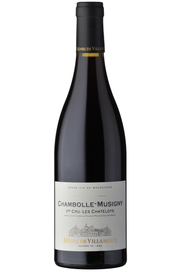 """Chambolle-Musigny 1er Cru """"Les Chatelots"""" 2018"""