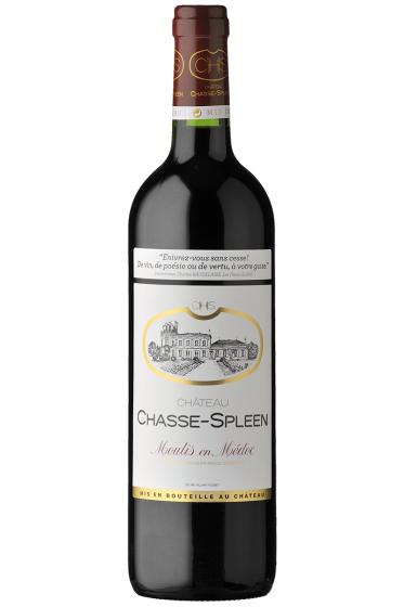 Château Chasse-Spleen 2017