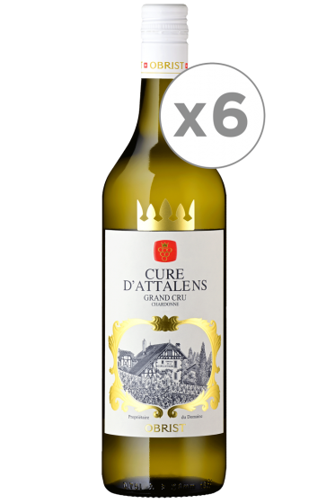 Karton Cure d'Attalens Grand Cru