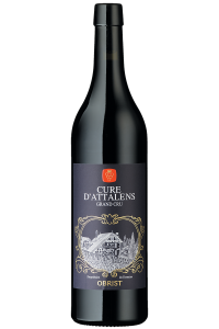 Cure d'Attalens Rouge Grand Cru 2018