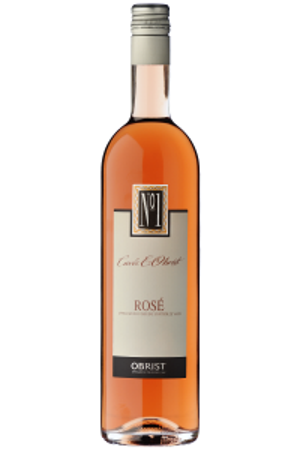 """N° 1 - Cuvée E. Obrist"" Rosé 2020"