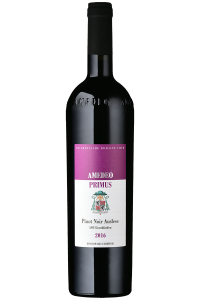 """Amedeo Primus"" Pinot Noir Auslese 2016"