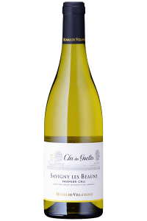 "Savigny-lès-Beaune 1er Cru ""Clos des Guettes"" Blanc 2018"