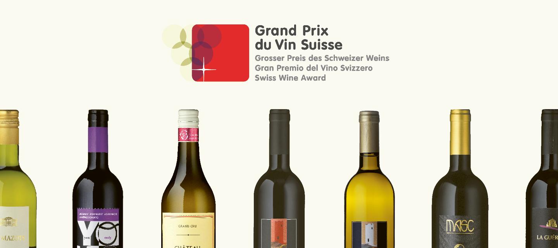 Grand Prix du Vin Suisse 2020