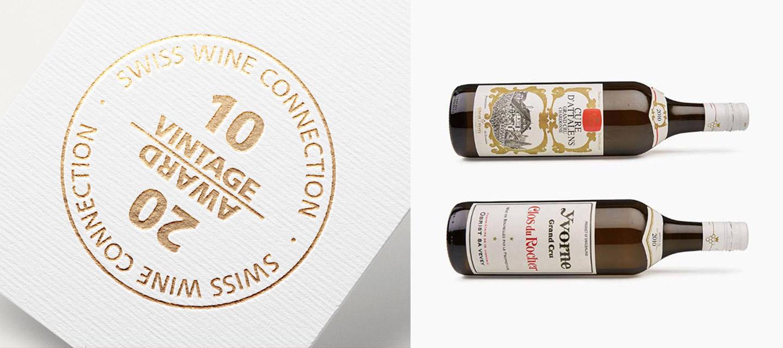 Swiss Wine Vintage Awards 2020