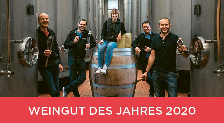 Cave St-Pierre, Schweizer Weingut des Jahres