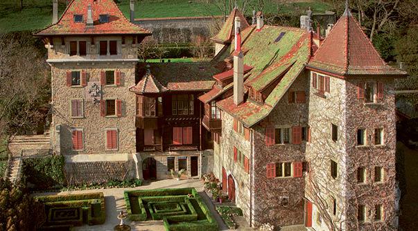 Le Château de Chardonne