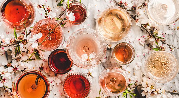 Rosé-Wein : zwei Ausbaumethoden | Obrist.ch
