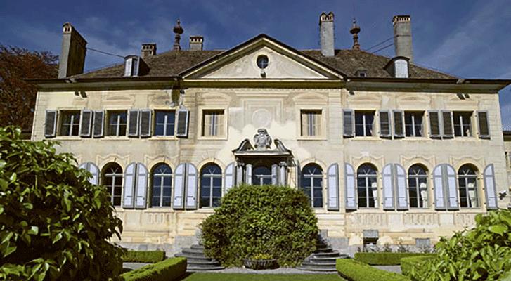 Le Château d'Hauteville
