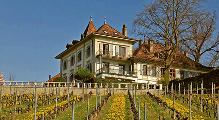 Le Château de Lonay