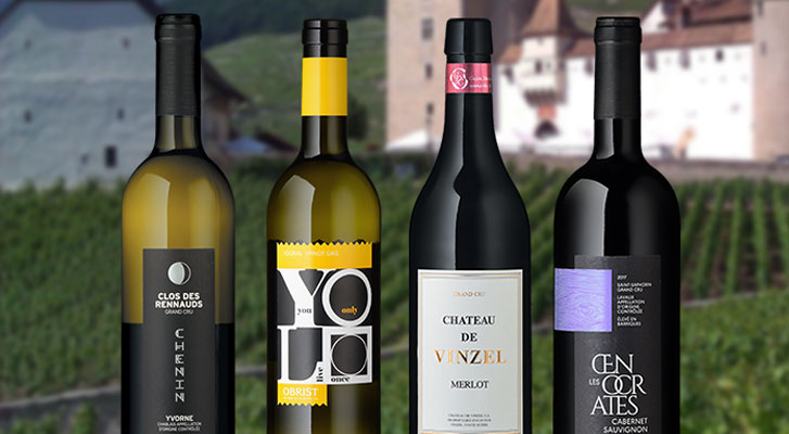 Sélections des Vins du Valais