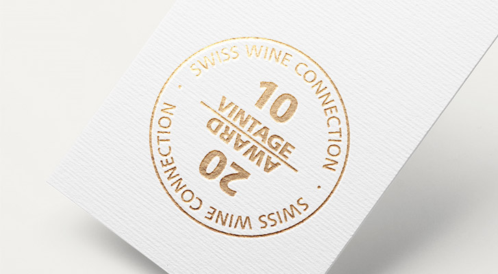 Swiss Wine Vintage Awards 2020
