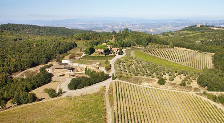 Villa Poggio Salvi